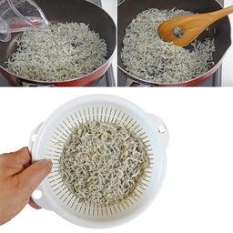 画像 5分で簡単!朝の作り置きレシピ 箸が止まらない 釘炊き風 甘辛ちりめん の記事より 6つ目