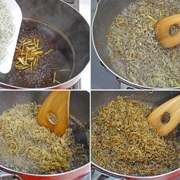 画像 5分で簡単!朝の作り置きレシピ 箸が止まらない 釘炊き風 甘辛ちりめん の記事より 8つ目
