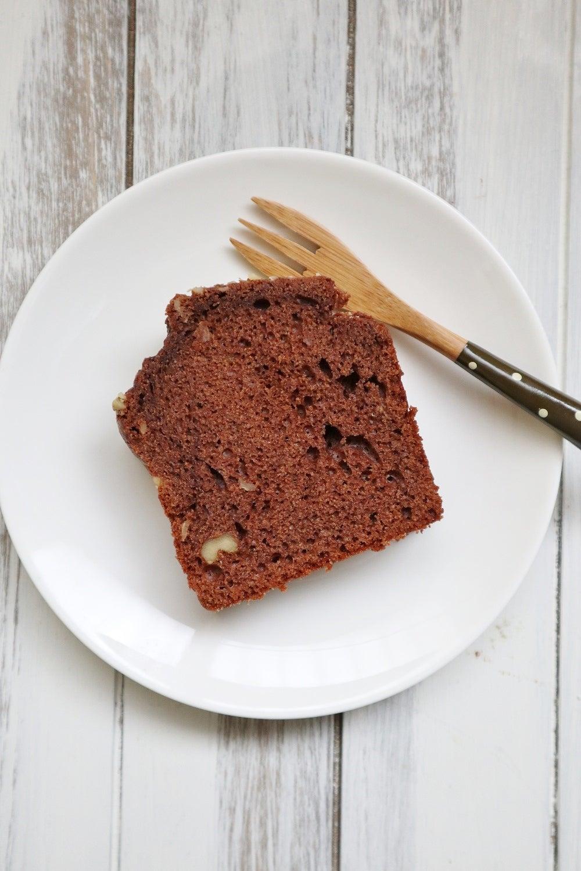 ケーキ ココア パウンド ミルクココア パウンドケーキ
