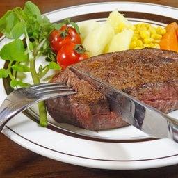 ローストビーフ風 絶品赤身ステーキ