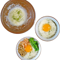 画像 5分で簡単!長芋と納豆 卵のせ 春のネバトロ丼 の記事より 7つ目