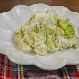 画像 あっという間に作れるダイエットな副菜 アボカドとアーモンドのチーズな白和え の記事より 8つ目
