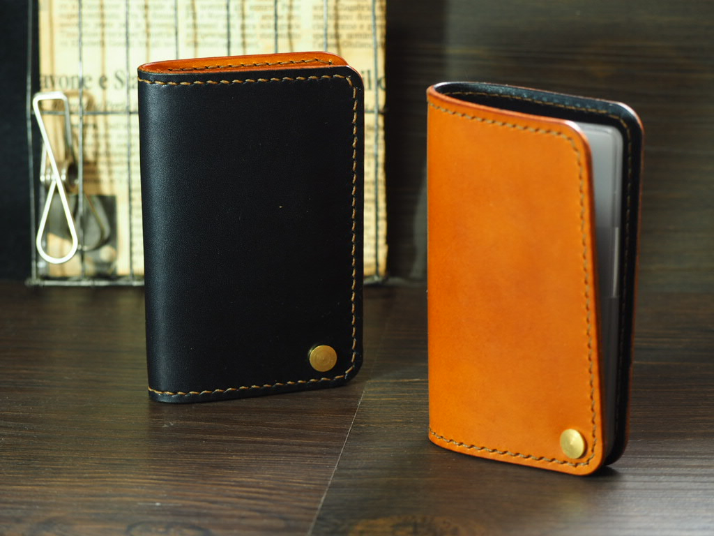 2点を追加。leather item