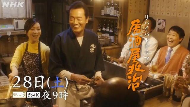 気むずかしい いろいろドラマ 居酒屋兆治 井川遥と遠藤憲一が30年前に恋人同士だったという設定はムリあるわー