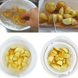 画像 2つの春野菜で簡単煮物  ホクホク!新じゃがとスナップエンドウのおかか煮 の記事より 6つ目