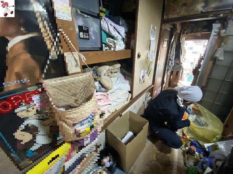 残された生活用品「ビフォーアフター」名古屋市中心に東海四県を遺品整理