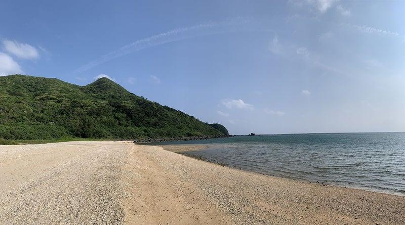 久米島の旅☆神様の導きに沿って・・アーラ浜と君南風御内 | 下川友子 ...