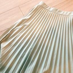 画像 目がいく春色green!3色目追加のプチプラスカート♡ の記事より 9つ目