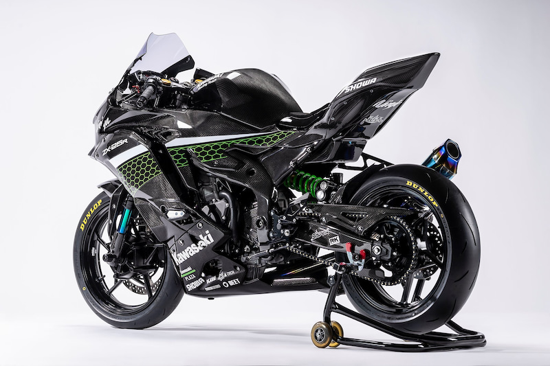 Zx25r カワサキ