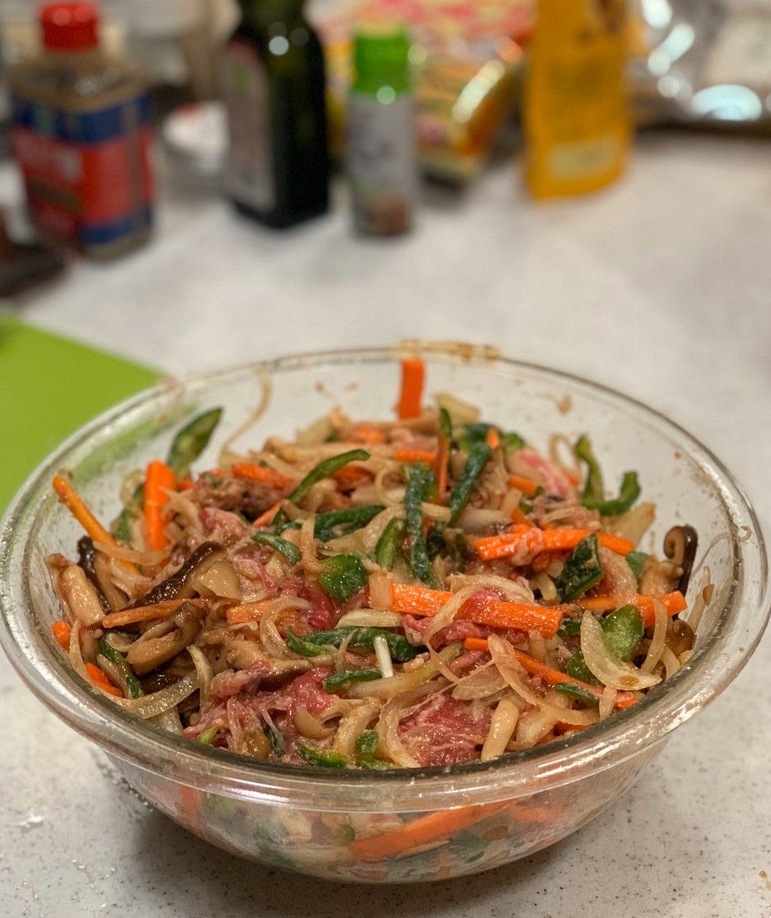 研ナオコの夫、夕食に作ったスタミナご飯「優しい」「元気出ます」の声 ...