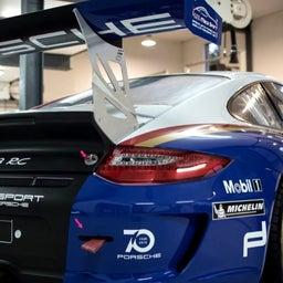 画像 Porsche911GT3 rally の記事より 4つ目