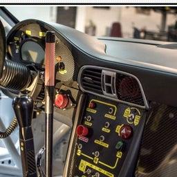 画像 Porsche911GT3 rally の記事より 2つ目