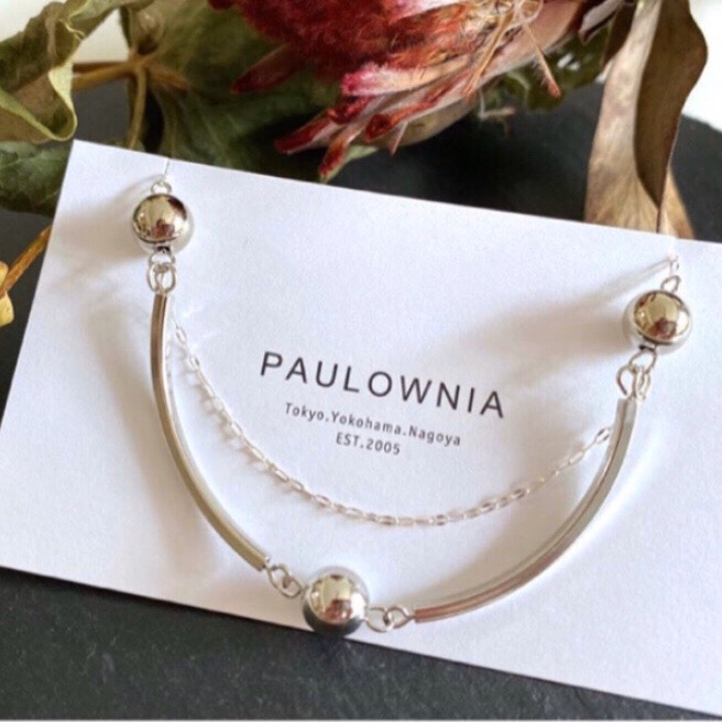 「Paulownia」silver925 再販決定!