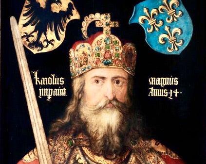 4月2日 はフランク王国のカール大帝の誕生日。   青木孝文 Aoki ...