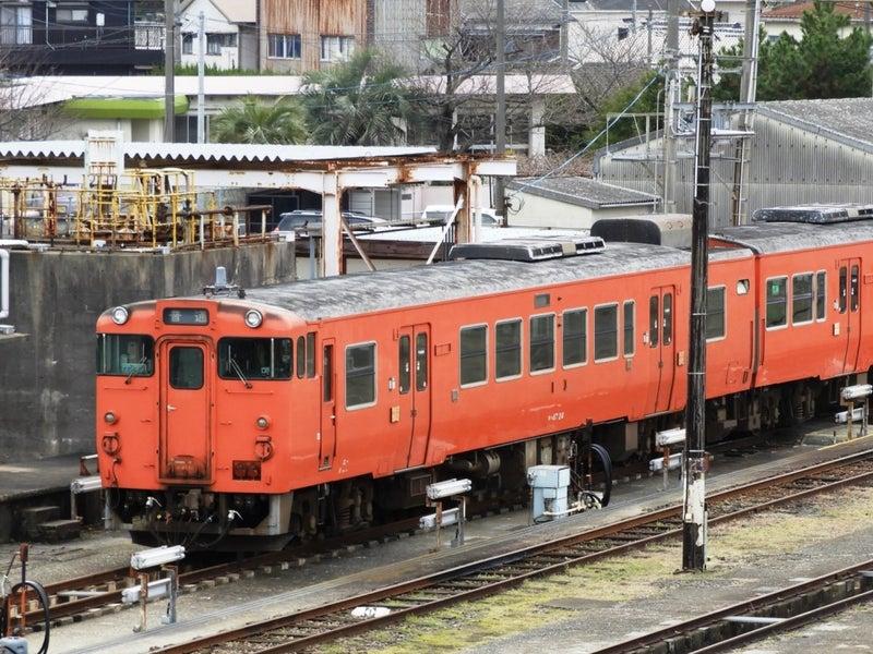 国鉄キハ40系気動車を追っかけてPart3 境線鬼太郎列車の巻 | Mankichi ...