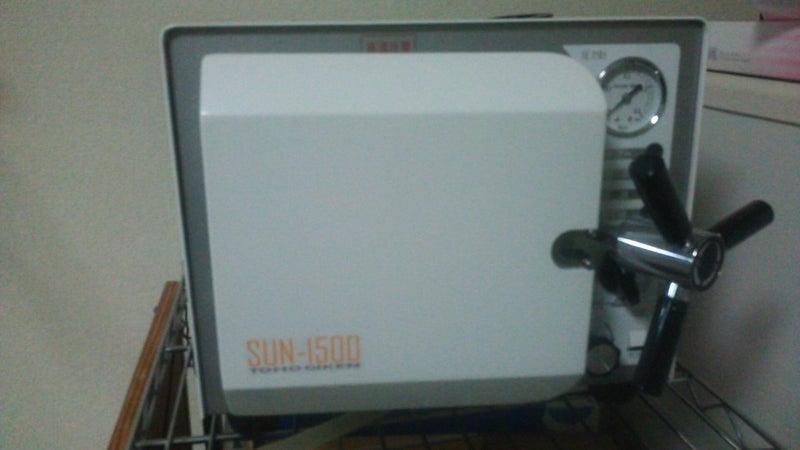 高圧蒸気滅菌器 オートクレーブ