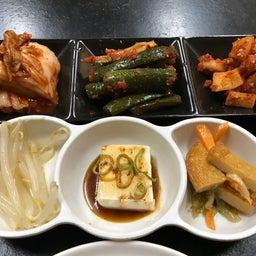 画像 2020年4月6日 韓国家庭料理『豚たん』(天満) の記事より 4つ目