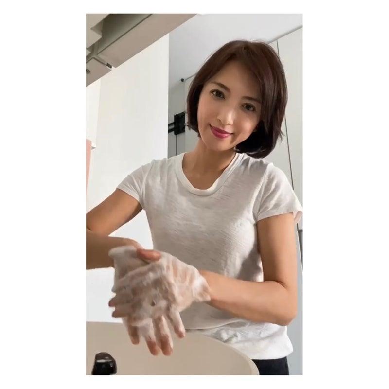 手洗い 望月 理恵