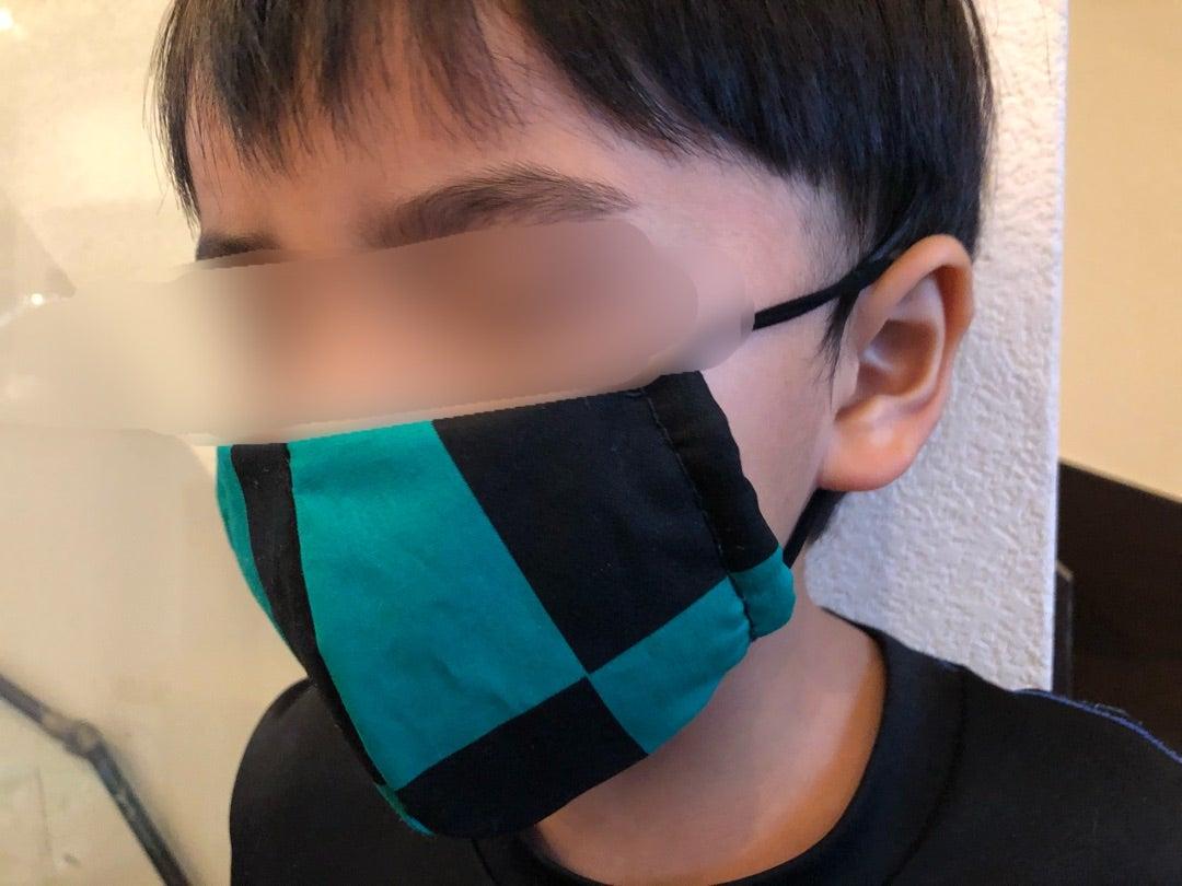 マスク ストッキング 手作り