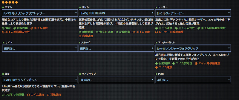 Cod warzone ロード アウト