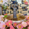 お釈迦様の産湯は龍からのプレゼントの画像