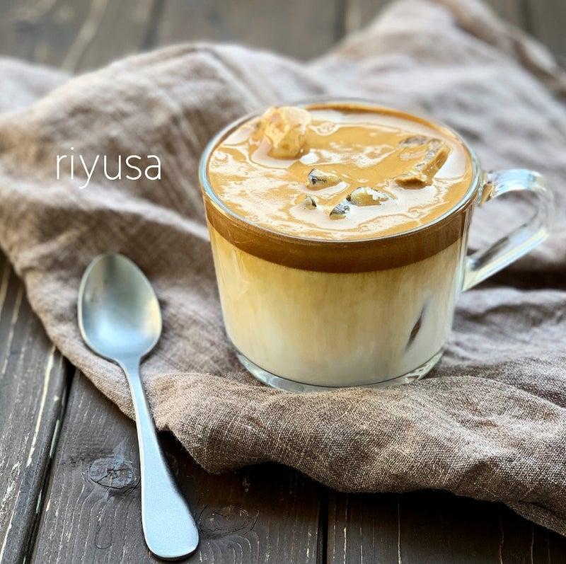 ダルゴナコーヒー 作り方 簡単