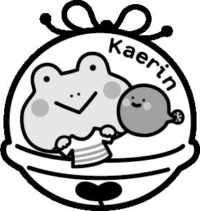 イラストレーターにゃほこさん に かえりんのロゴ を描いていただきました 札幌発 子育てが喜楽になるための活動をしていく 一般社団法人相互支援団体かえりん