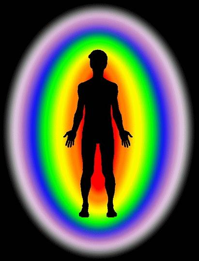 オーラは色でなく、強さ輝きを中心に見ていきましょう サードアイ朱雀 霊感・霊視
