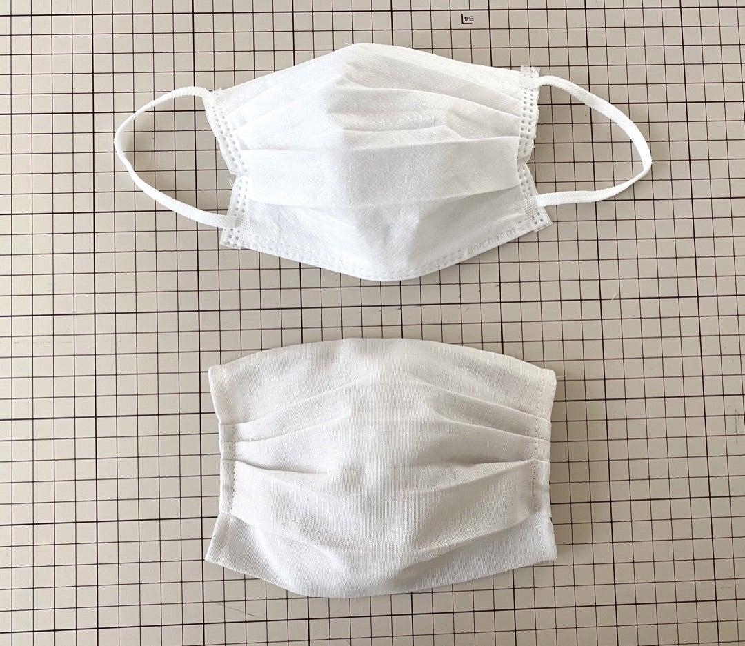 カバー 作り方 マスク