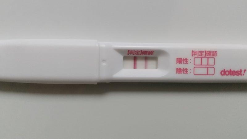 陰性 高温期15日目