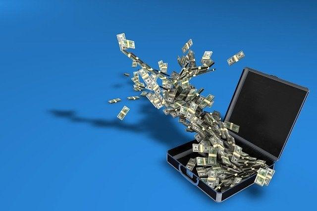 お金を粗末にする人も、無計画な贅沢をする人も サードアイ朱雀 霊感・霊視