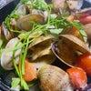 春の山菜と竹の子料理で晩ご飯の画像