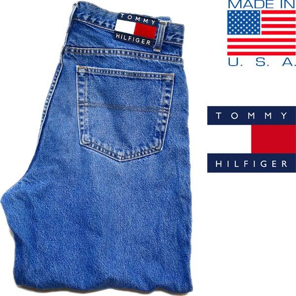 トミーヒルフィガーTOMMYジーンズ古着屋カチカチ