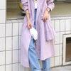 韓国ファッション★トレンチコートの画像