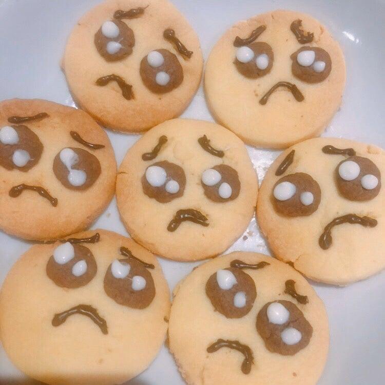 ぴえ ん クッキー