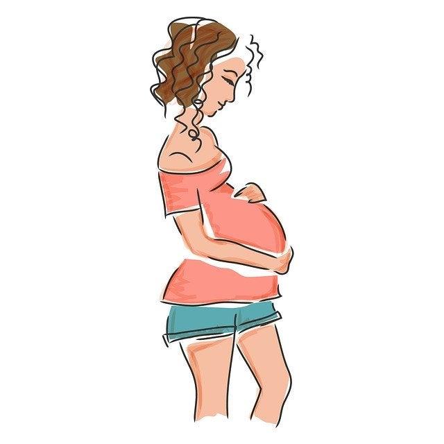 妊娠すると女性の運が上がるのは サードアイ朱雀 霊感・霊視