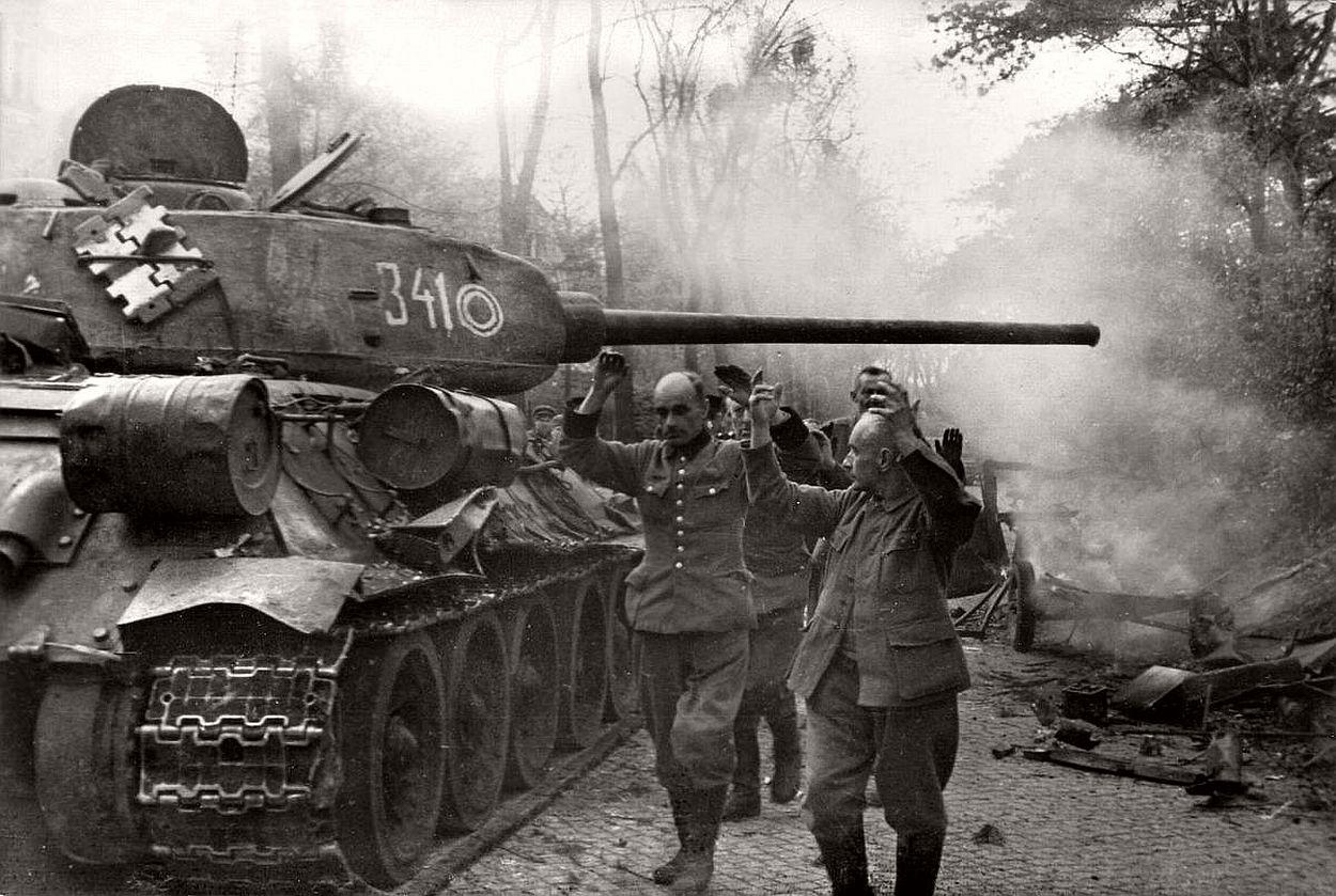 ベルリンの戦い | 戦車兵のブログ