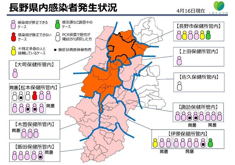 長野県の緊急事態措置等について | 信州ぶらぶら日記