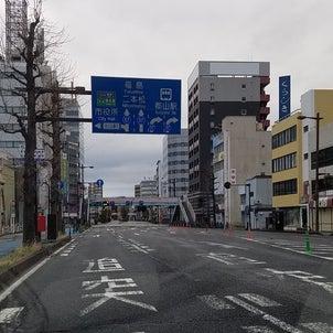 閑散の駅前の画像
