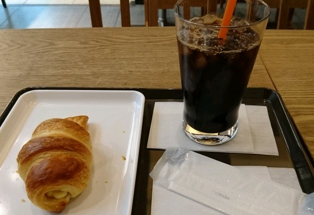 一昨昨年のブログ(サンマルクカフェ) | ローズのあしあと