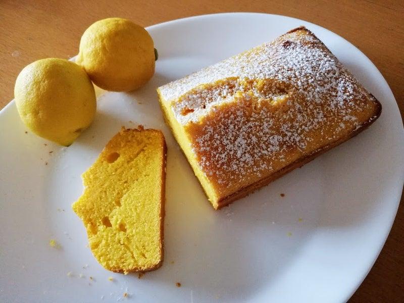 簡単 レモン ケーキ