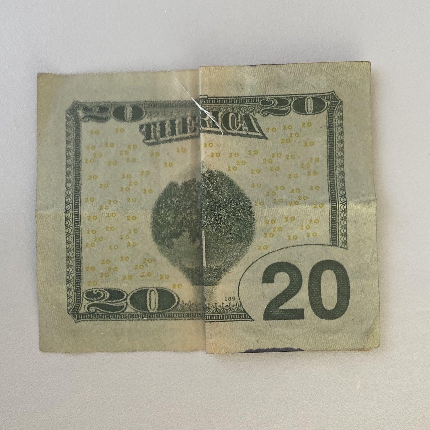 20 ドル 札 秘密