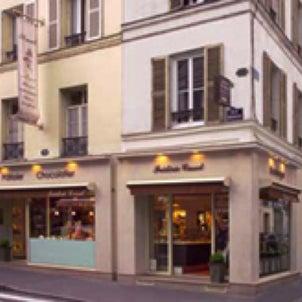 """フォンテーヌブローの名店 """"フレデリックカッセル"""" でのスタージュの画像"""
