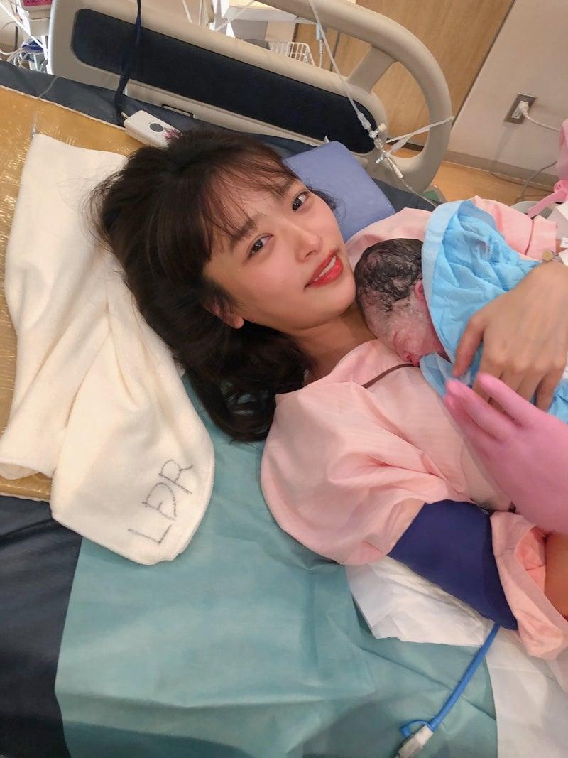 出産レポート①   近藤千尋オフィシャルブログ「©LIFE STYLE」Powered ...