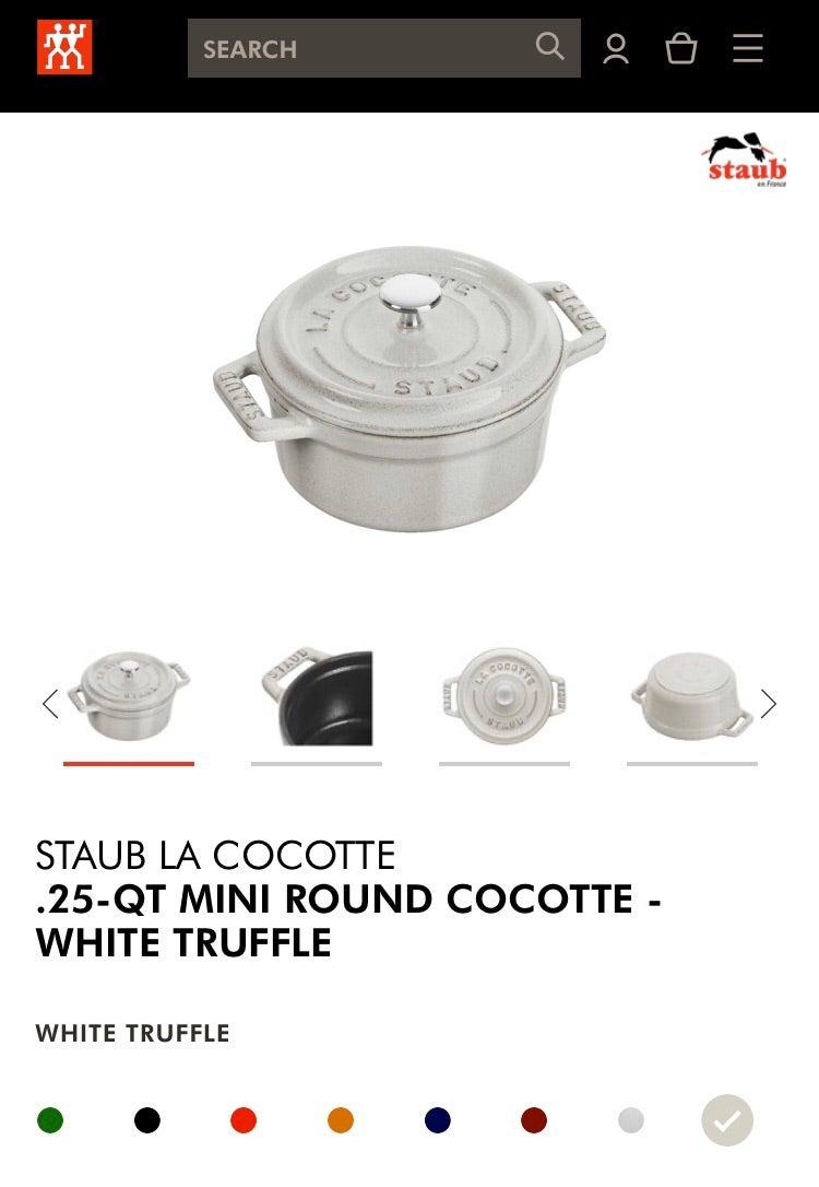 ココット staub