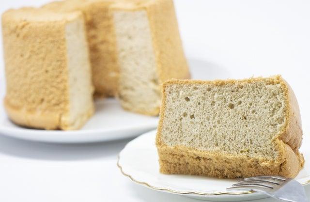 お から パウダー シフォン ケーキ