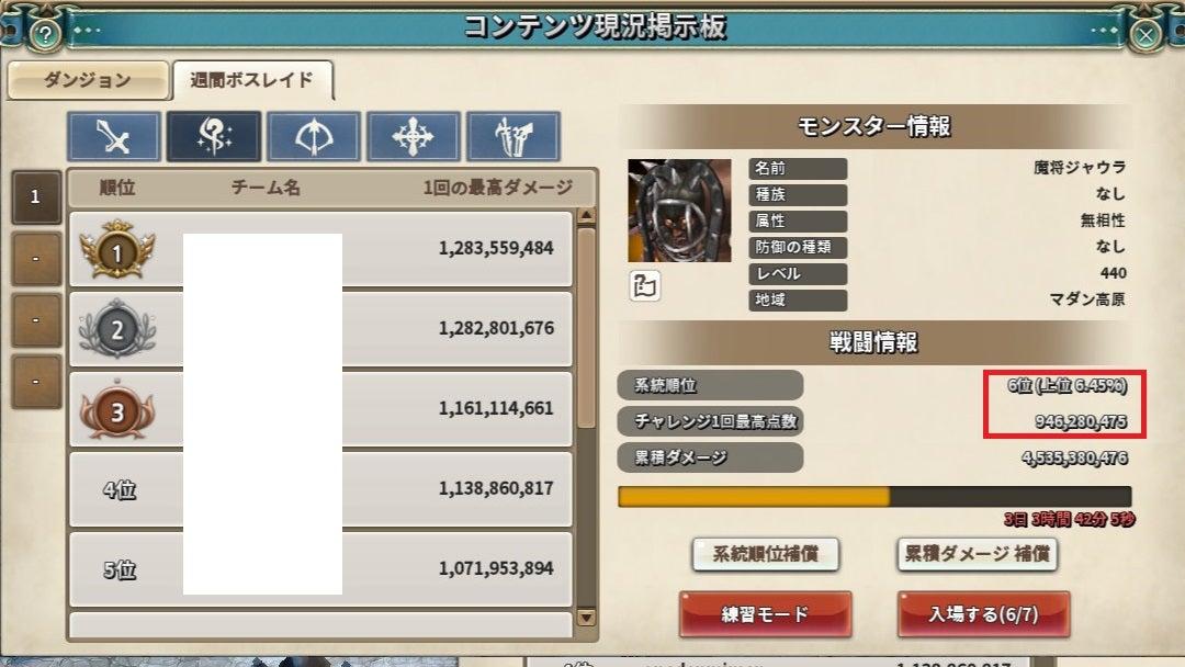 ToS】Re:Buildビルドパーツ紹介~ソーサラー ...