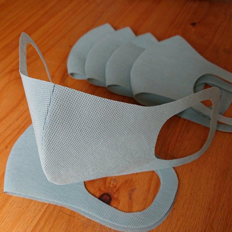 マスク 型紙 ピッタ