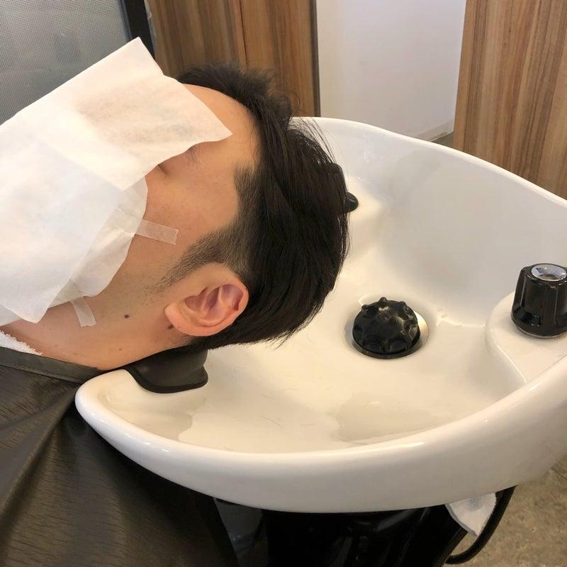 散髪 マスク
