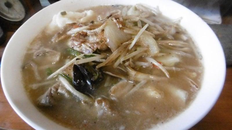 野菜 炒め ラーメン 味噌
